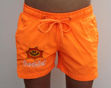 Costume Sunshine da bimbo Arancione