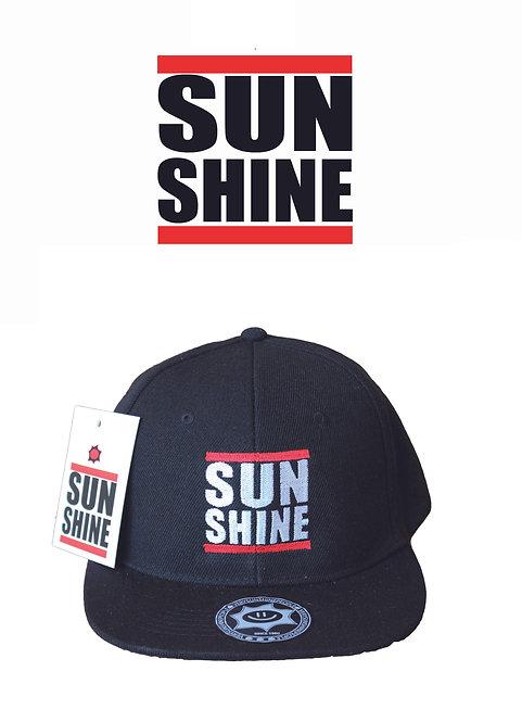 Snapback Sunshine Nero