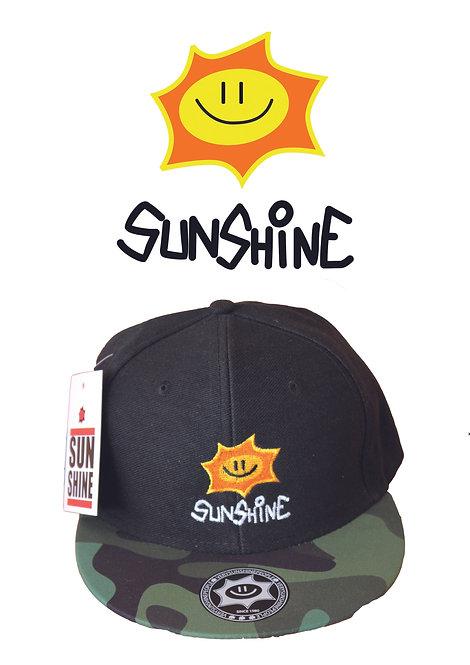 Snapback Sunshine Camouflage
