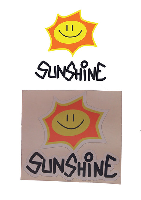 Adesivo Sunshine
