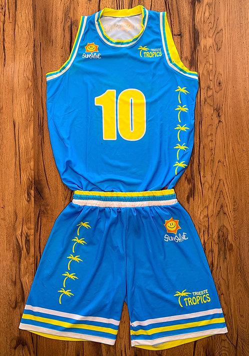 Trieste Tropics Complete Uniform 2016