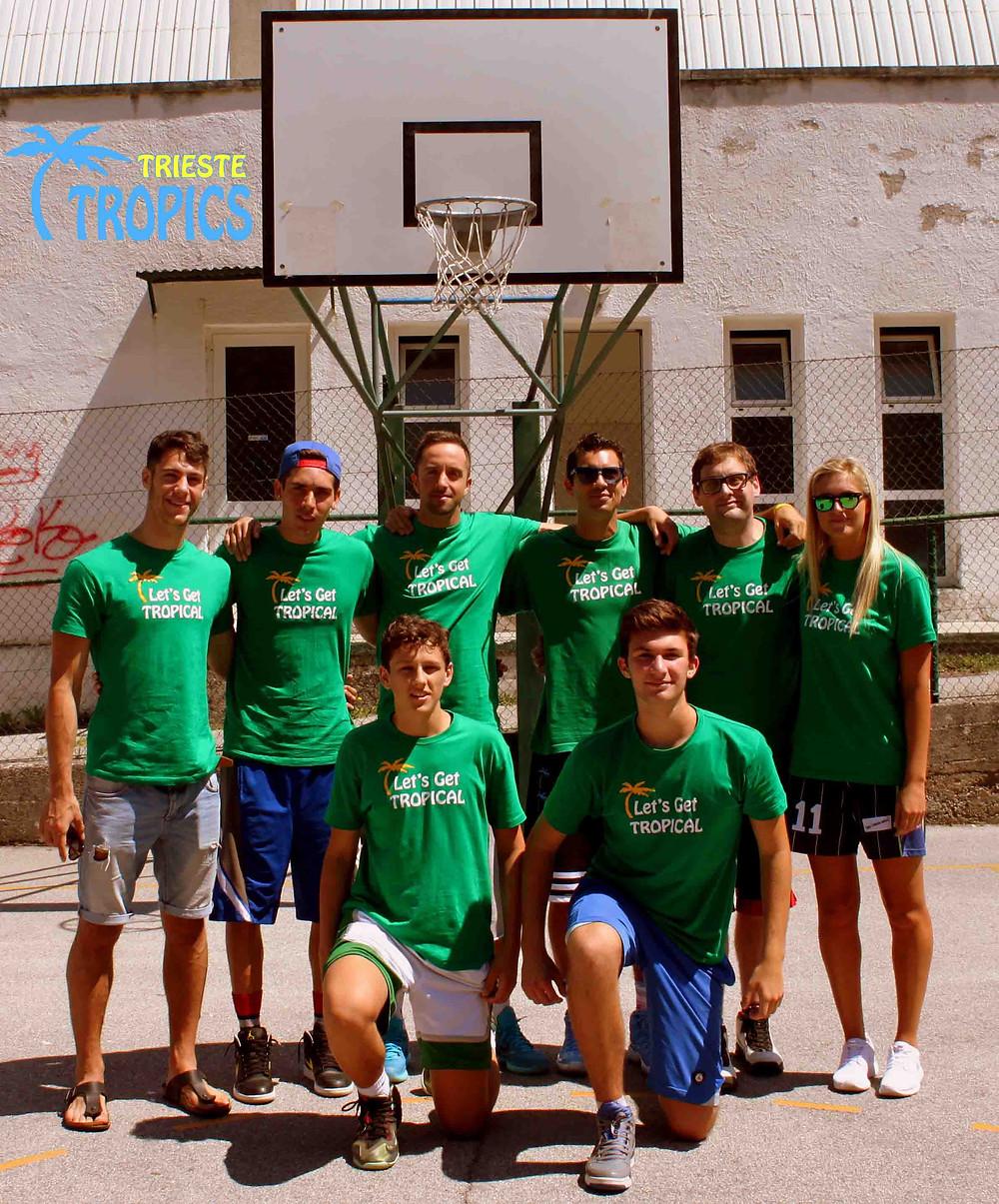 Istruttori Tropicali 2015