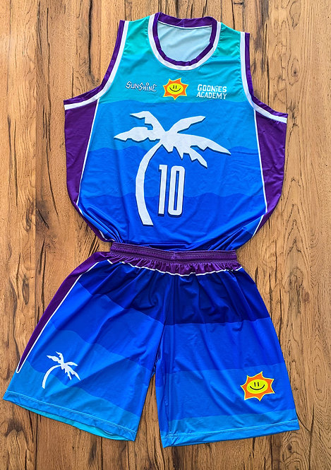 Trieste Tropics Complete Uniform 2020