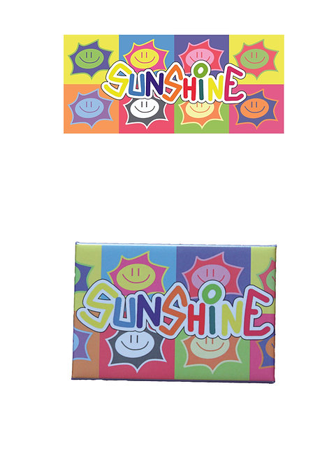 Calamita Sunshine Pop Art