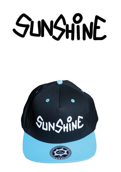 Snapback Sunshine Azzurro