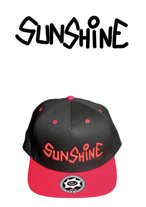 Snapback Sunshine Rosso