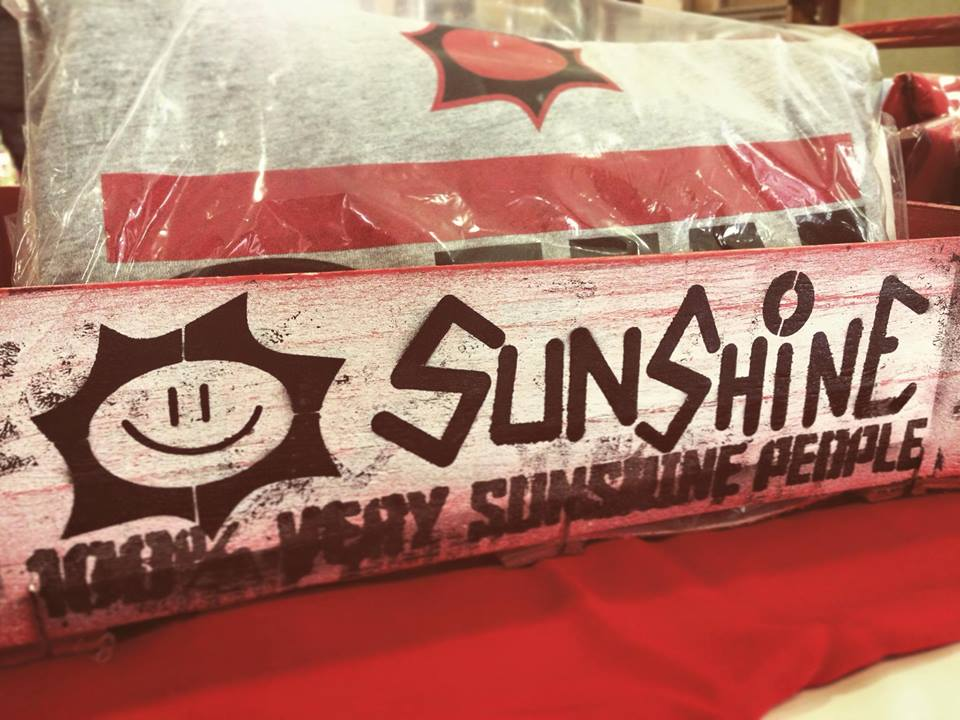 Cassetta Sunshine Tshirt