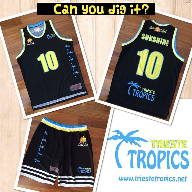 Can U Dig It? Ecco le divise del Trieste Tropics Summer Day Camp 2015.jpg