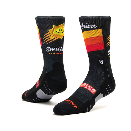 Sunshine socks 2021 by Scrimmage