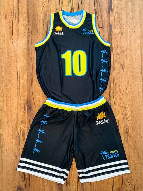 Trieste Tropics Complete Uniform 2015