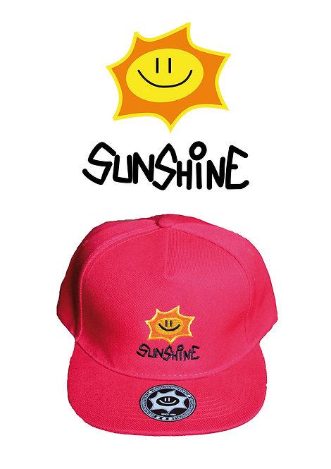 Snapback Logo Rosso