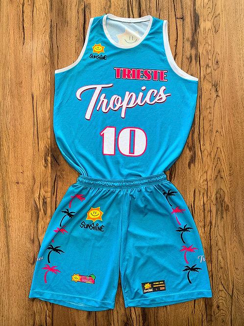 Trieste Tropics Complete Uniform 2019