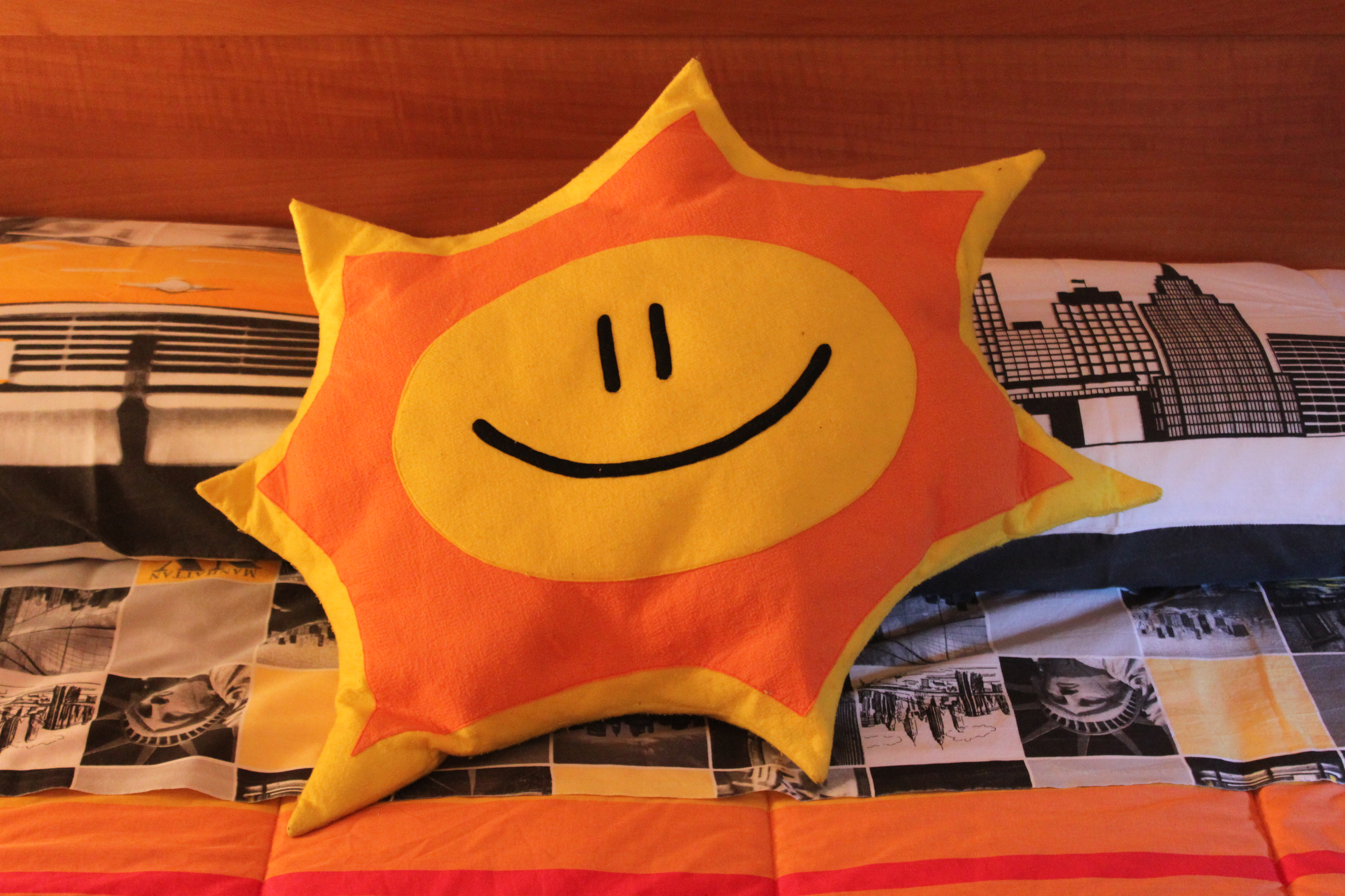Cuscino Sunshine trieste