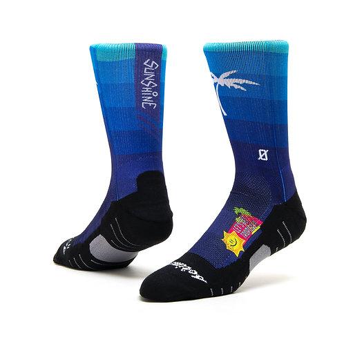 Trieste Tropics socks 2020 by Scrimmage