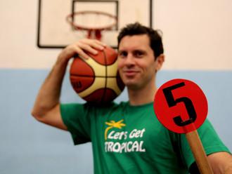 Testa a testa con Andrea Pecile, un migrante di lusso sul campo da basket