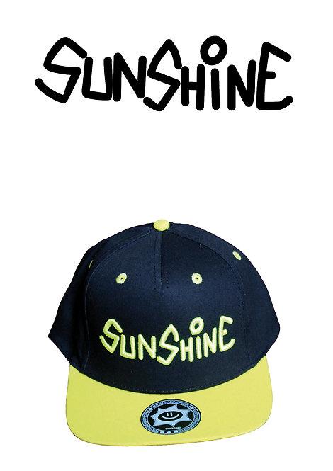 Snapback Sunshine Giallo