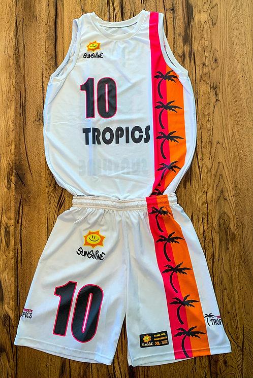 Trieste Tropics Complete Uniform 2018