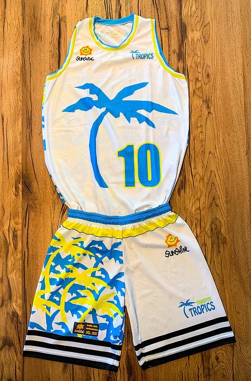 Trieste Tropics Complete Uniform 2017