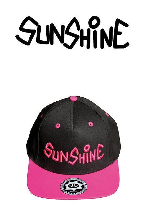 Snapback Sunshine Fucsia