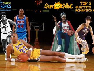 TOP 5: QUINTETTO ROMANTICO NBA