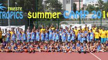 """TROPICS DAY 2016: DAY 6, Final Day, il grande abbraccio """"tropicale"""" di fine camp"""