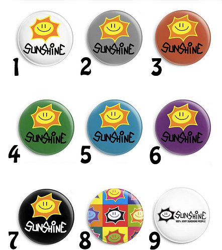 Sunshine Pins 01