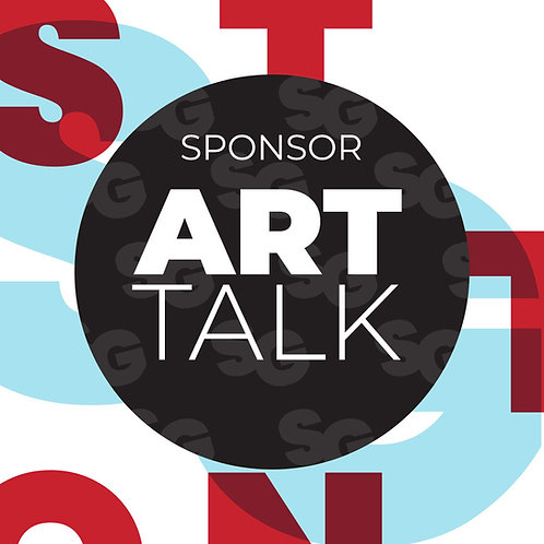Sponsor - Art Talks