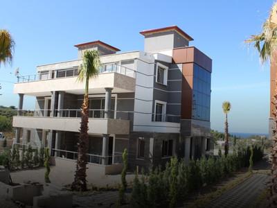 Kuşadası Soğucak'ta 4+1 Deniz Manzaralı Satılık Villa