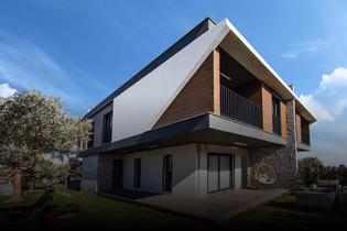Kuşadası Davutlar'da Site İçerisinde Satılık Lüks Villa Projesi