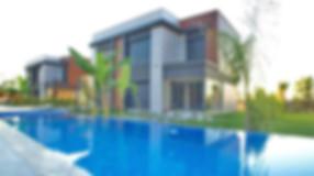 Kuşadası Özel Tasarım Satılık Villa