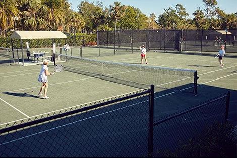Kuşadası Kuştur'da Tenis Kulübü