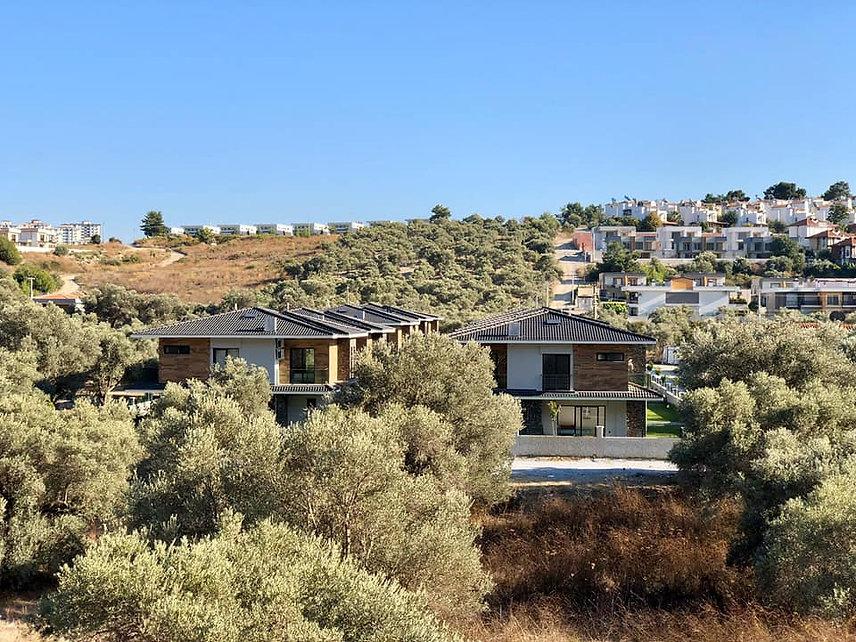 Kuşadası Yavansu Mahallesi'nde Satılık Villalar