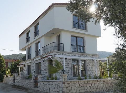 İzmir Çeşmealtı Villa Projesi