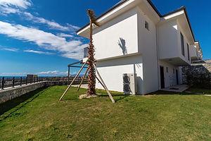 Kuşadası Davutlar'da Deniz Manzaralı Villa Projesi
