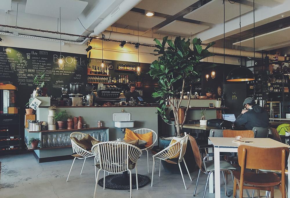 İzmir Urla Çeşme Restoran Tasarımı