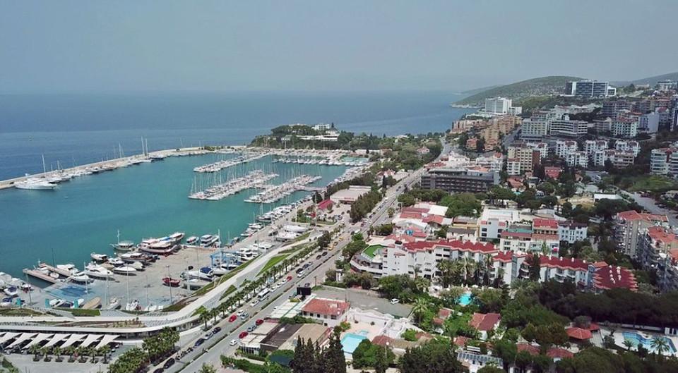Kuşadası Türkmen Mahallesi Manzarası