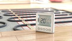 Yerden ısıtma sistemi tesisatı hazırdır. Yaz kış kullanıma uygundur.