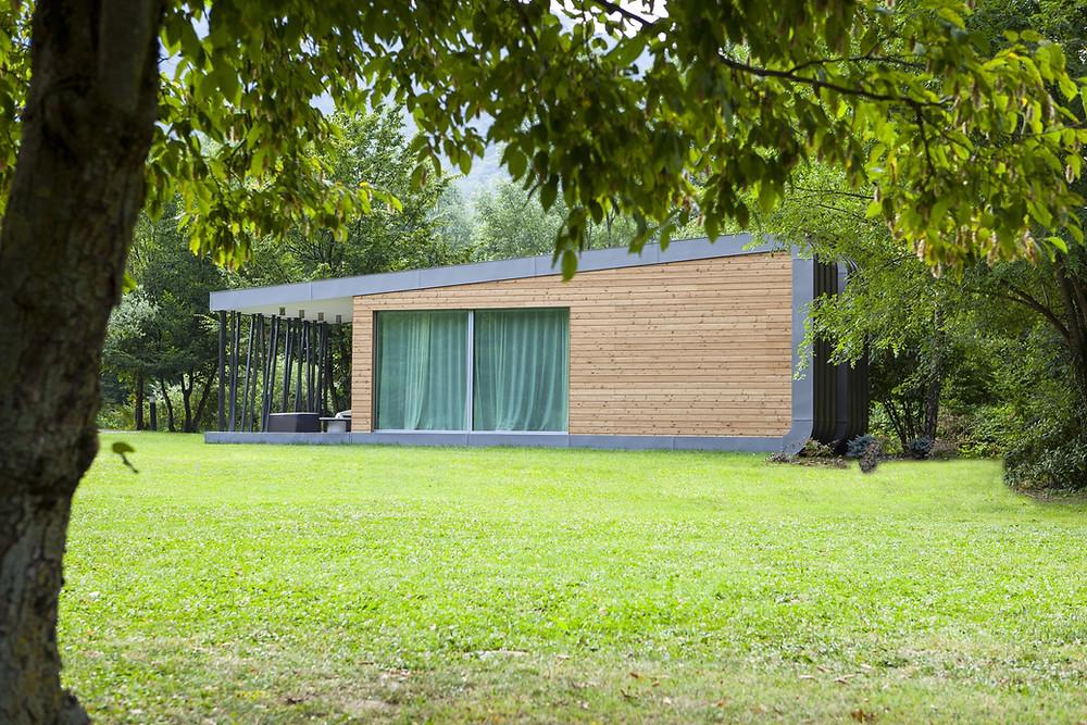 mikro ev izmir tiny house