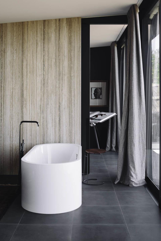 Minimal banyo tasarımı