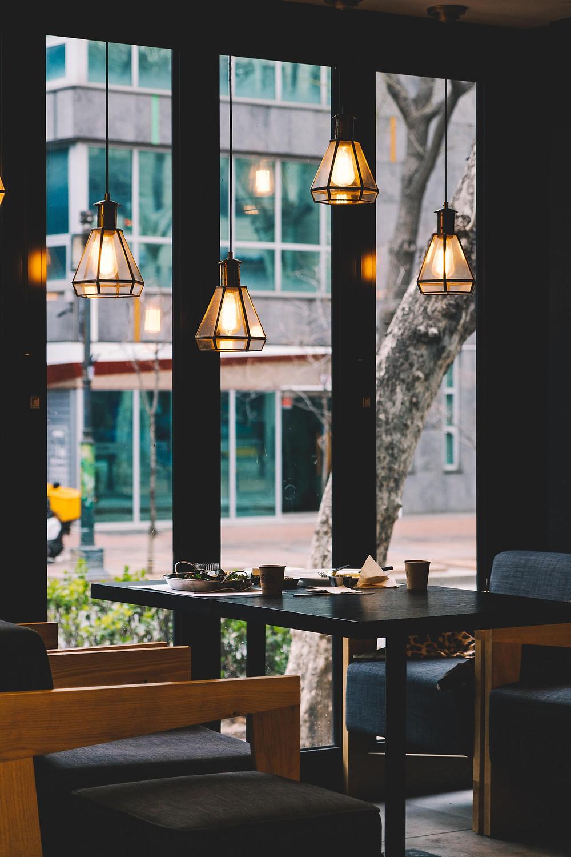 Restoran İç Mekan Tasarımı