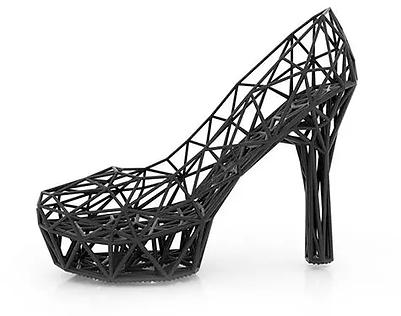 3D baskı obje
