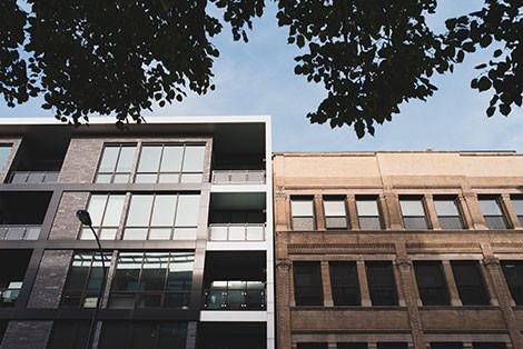 İkiçeşmelik Mahallesi'nde Apartman Daireleri