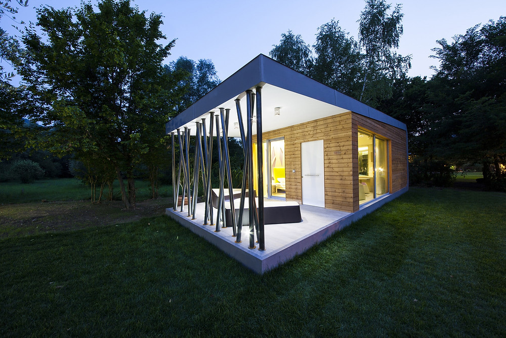 izmir tiny house yapımı