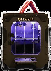 Trivend 3D siyah üç boyutlu yazıcı