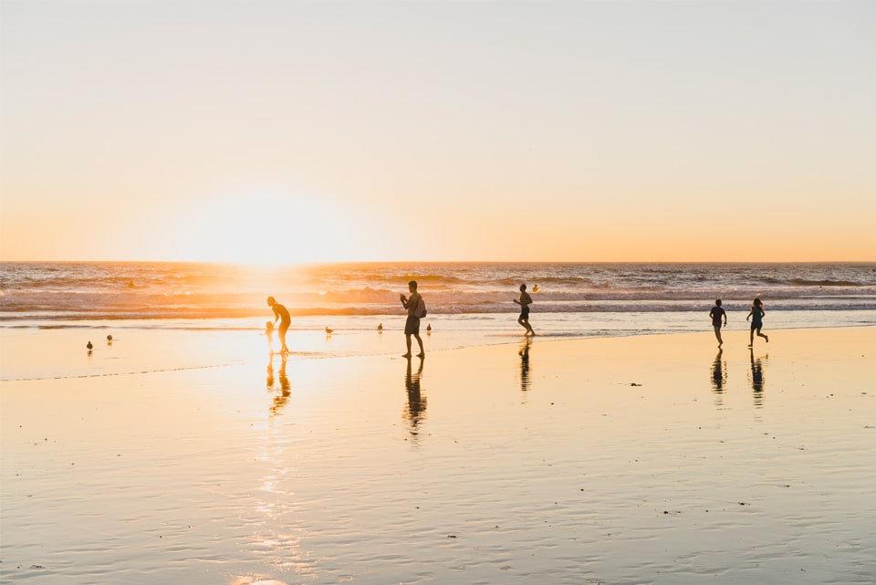 Kuşadası Kadınlar Denizi Plajı