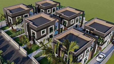 Kuşadası Kadınlar Denizi'nde Özel Havuzlu Müstakil Villa Projesi