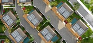 Güneş paneli kullanarak yıl boyu elektrik enerjisi üretilip tasarruf elde edebilirsiniz.