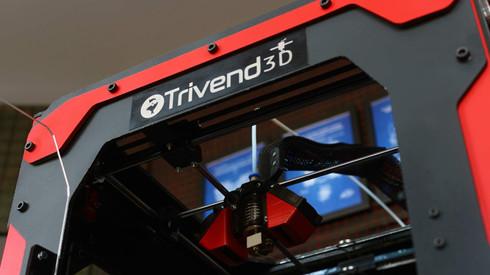 Trivend 3D yazıcı türkçe