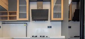 Projede bulunan her villada 3'lü Vestel ankastre mutfak seti yer almaktadır.