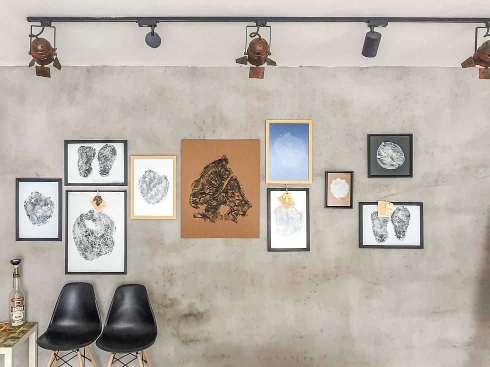 Özel tasarım ağaç baskı tablo